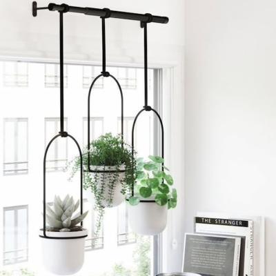 Per non ingombrare l'apertura, scegliere decorazioni pendenti - Pinterest