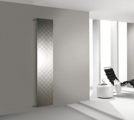 Radiatore Quilt Verticale - Foto by Deltacalor