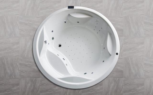 Vasca idromassaggio Allegra HydroRelax Pro - Foto: Aquatica