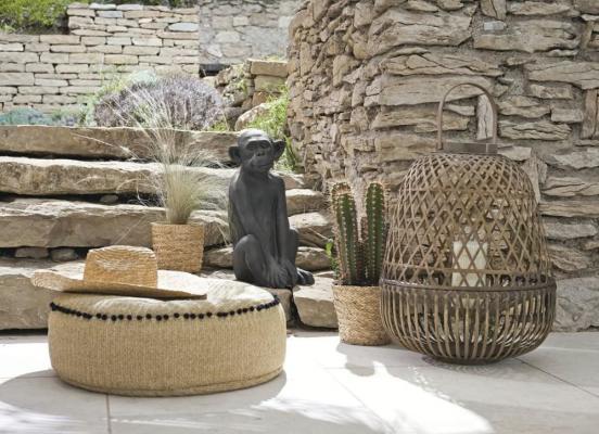 Decorazione da giardino Little Gandhi - Foto: Maisons du Monde