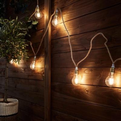 Ghirlanda luminosa Minta - Foto: Leroy Merlin