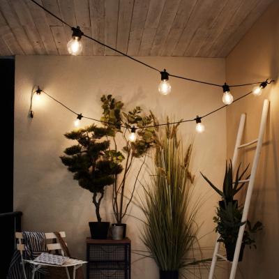 Ghirlanda luminosa di 5 m, Minta - Foto: Leroy Merlin