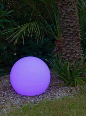 Lampada da esterno Buly, colori RGB - Foto: Leroy Merlin