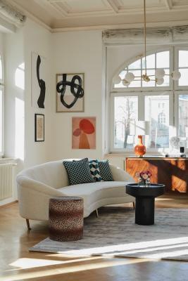 Stile contemporaneo e classico New Heritage - Foto: Westwing