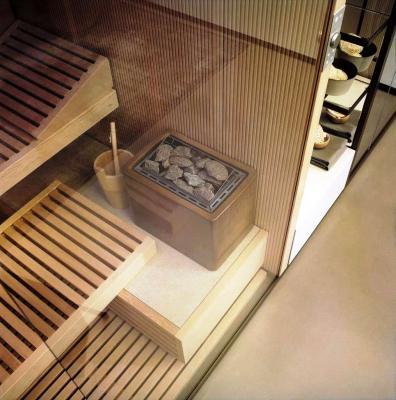 Sauna con doccia BodyLove Effegibi