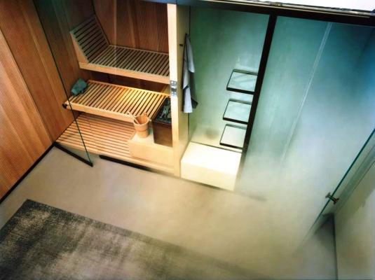 Sauna doccia BodyLove Effegibi