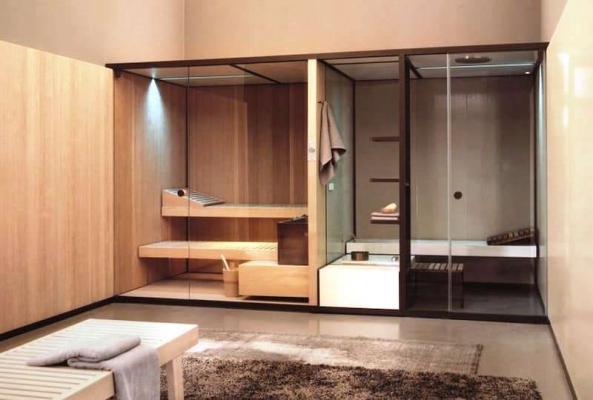 Sauna doccia BodyLove SH Effegibi