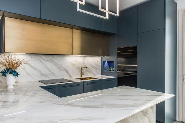 Color Ottanio - Ask Cucine - Diamante gold