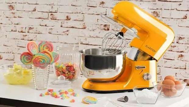 Piccoli elettrodomestici per la cucina: poco ingombro ma grande efficienza