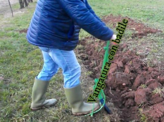 Vanga Agraria Comand lavorazione terra