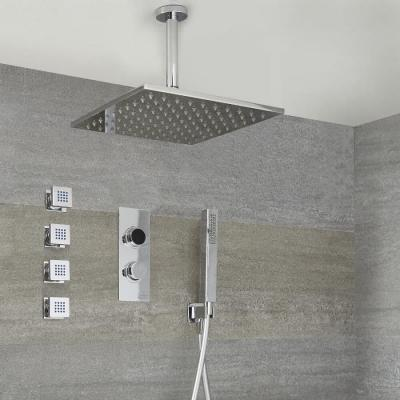 Il sistema di controllo digitale doccia Narus