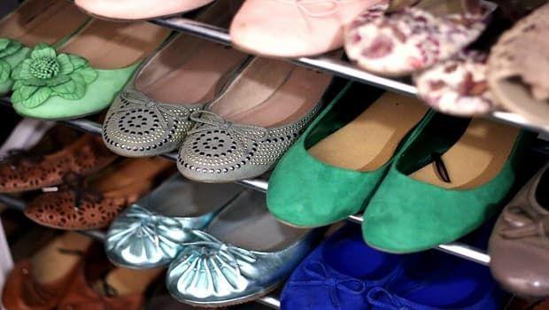 Come mettere in ordine le scarpe, i consigli dell'esperta