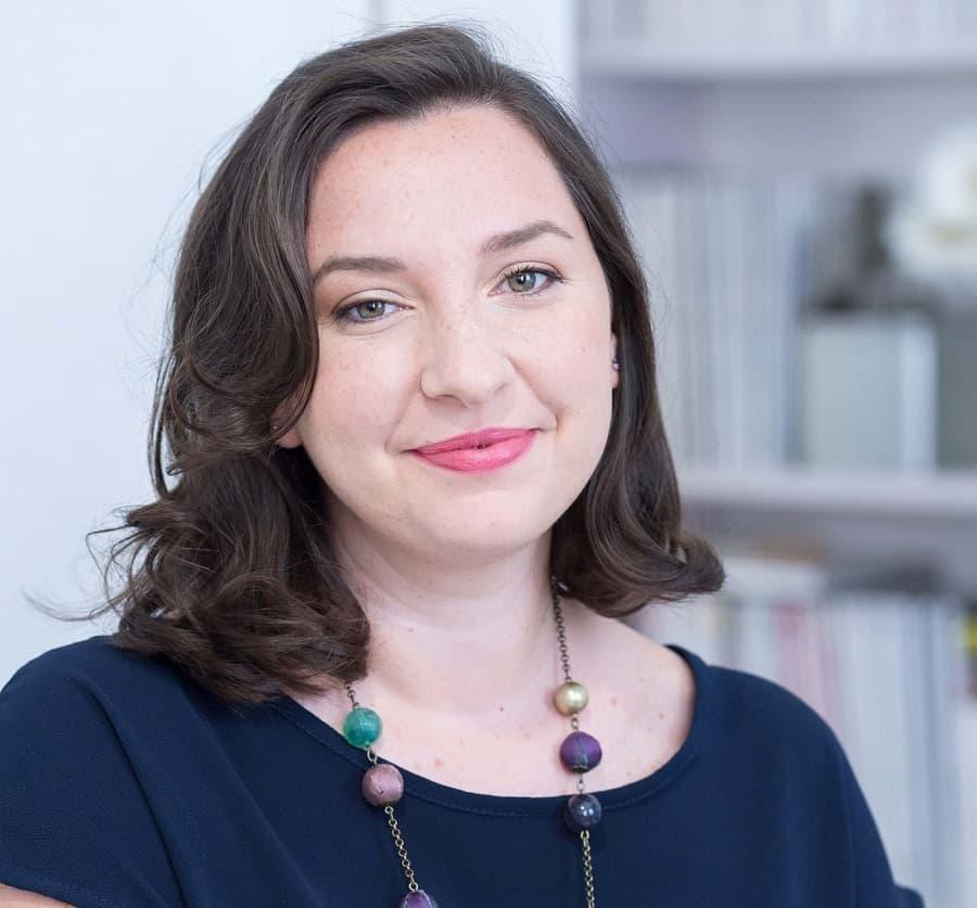 La professional organizer Sara Bettella