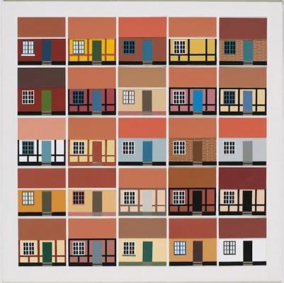 Facciate colore geographie de la couleur 1995 di Jean Philippe Lenclos e Dominique Lenclos