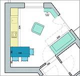 Soluzione 4 - spazio alla zona relax
