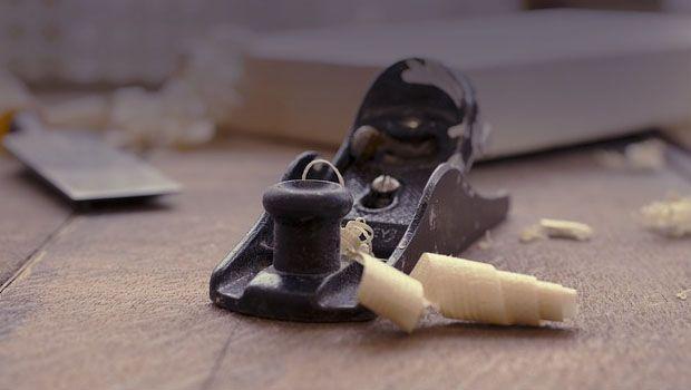 La nobile arte dell'intaglio del legno