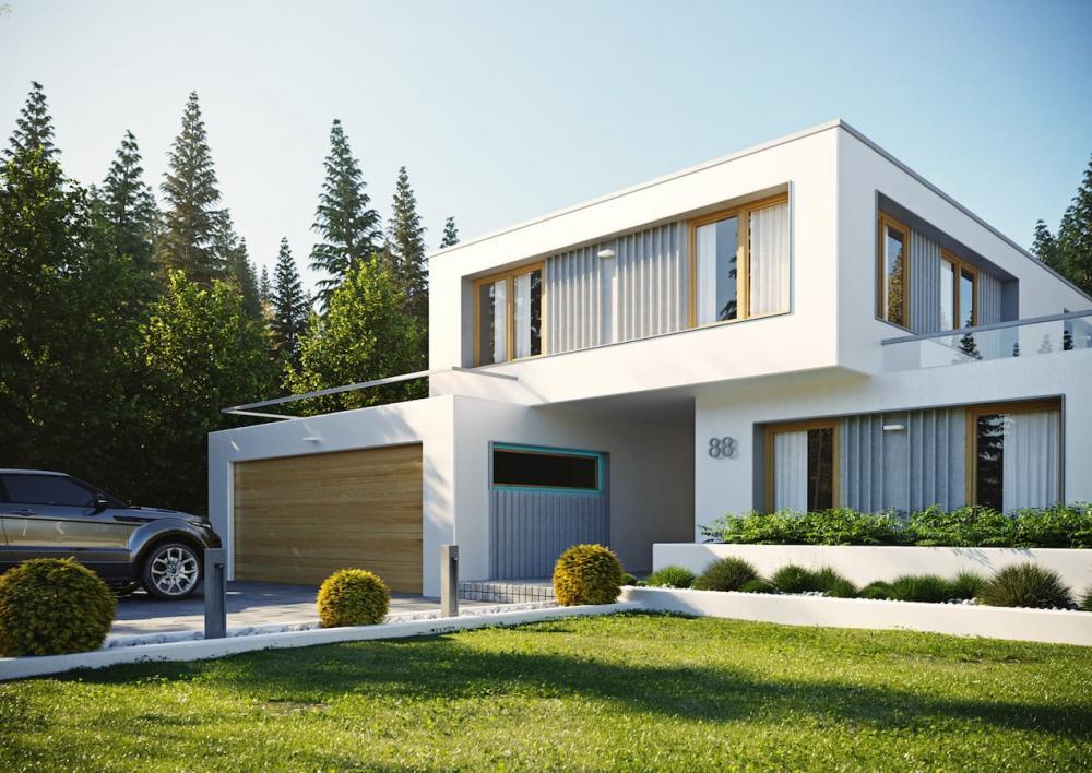 Le finestre microventilate possono essere utilizzate anche in locali garage