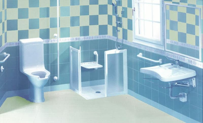 Transformando bañera en ducha, Ocean Line, modelo LIBERTY