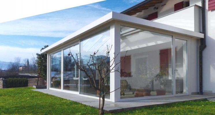 Veranda terrazzo SA.FRA. Group