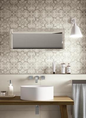 Rivestimenti bagno moderno, Ragno, linea Rewind wall