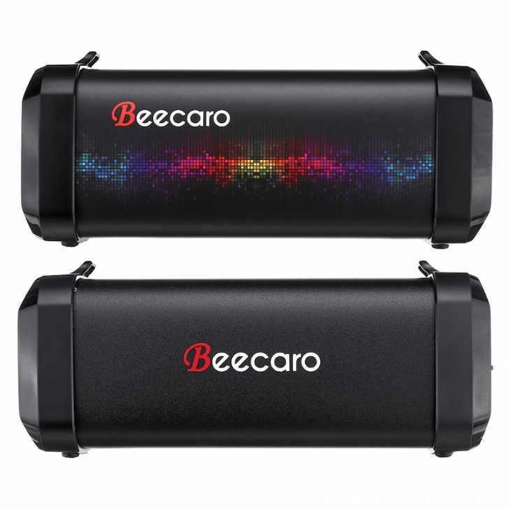 Altavoz Bluetooth portátil Beecaro