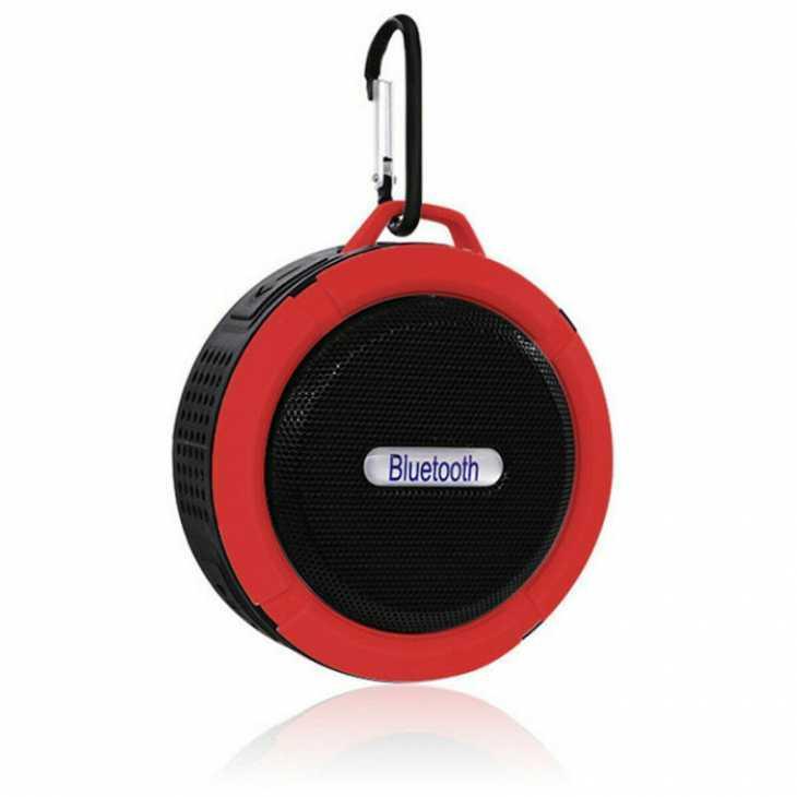 Mini altavoz Bluetooth impermeable Mixroom - Foto: eBay