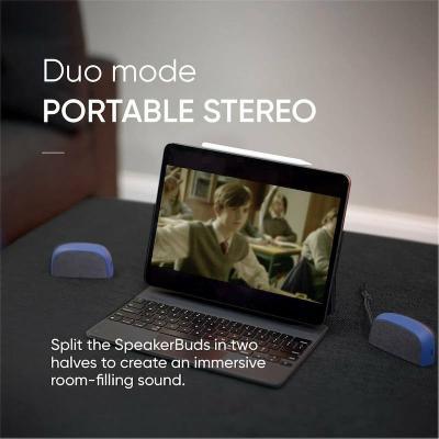 Speaker Bluetooth portatile Duolink - Foto: eBay