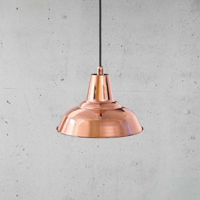 Lampada smart in stile rétro color rame, Living XXL - Foto: eBay