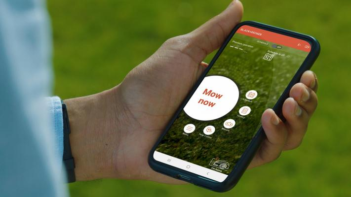 BCRMW121 app Roboconnect