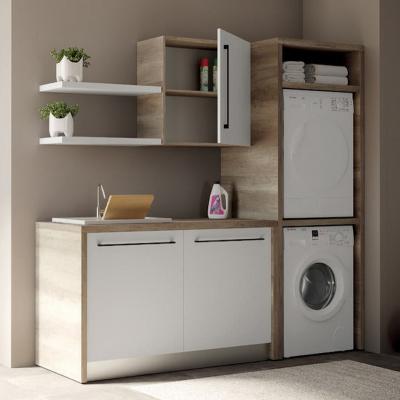 Colonna lavatrice asciugatrice di Colavene
