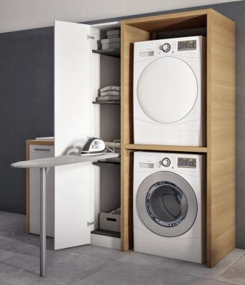 Mobile per lavatrice Prua Lift di Atim