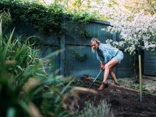 Preparare il giardino alla bella stagione