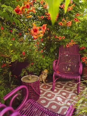 Idee déco per il giardino, da blossomzine.eu