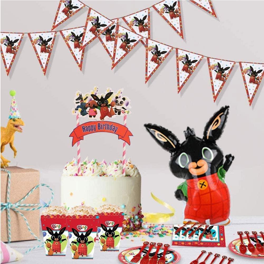 Reyok Bing Bunny set festa di compleanno
