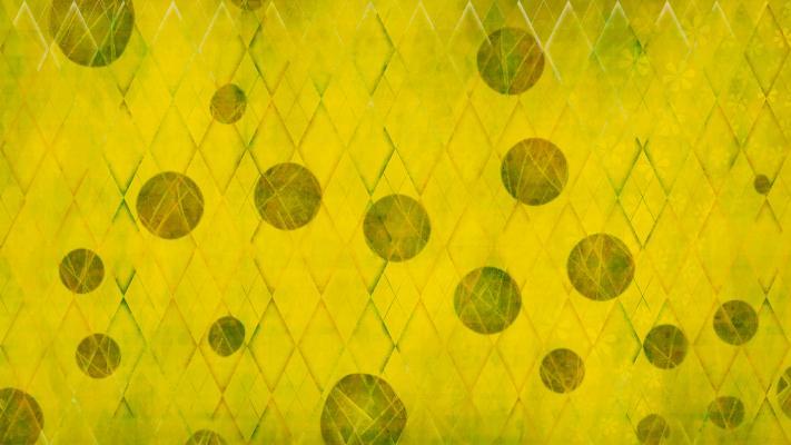 Tinte geometriche circolari