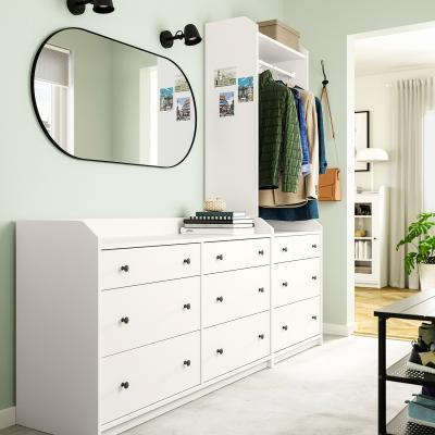 Combinazione di mobili Hauga by Ikea