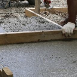 Pavimentazione tradizionale in calcestruzzo