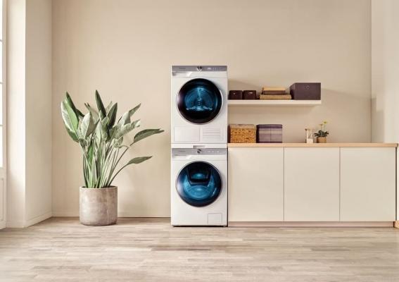 Le lavatrici Ai Control di Samsung