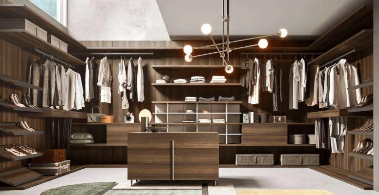 Cabina armadio Passepartout MAB Home Furniture