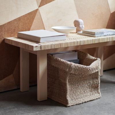 Cestino in juta Tjillevips - Foto: Ikea