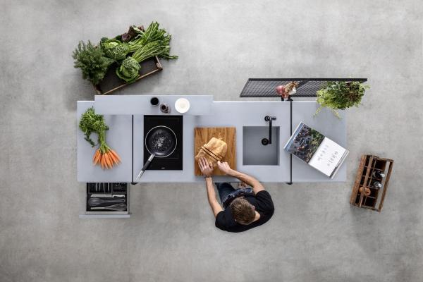 Cucina da esterno LIBERA - Foto: Elmar