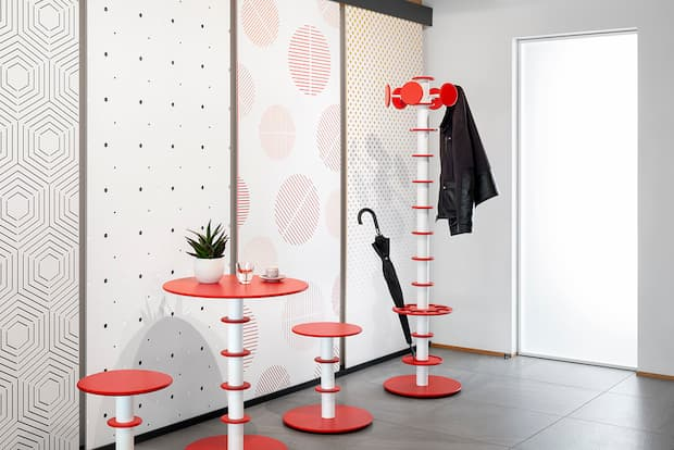 Solución de revestimiento de suelo, VittEr Design, Pertus