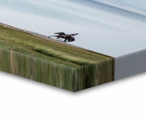 Dettaglio stampa foto su tela, proposte stampe su tela