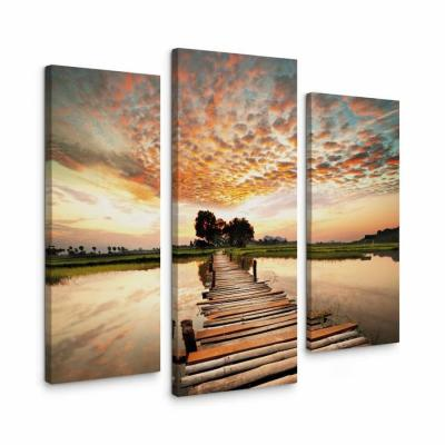 Stampa foto su più tele, Wall art