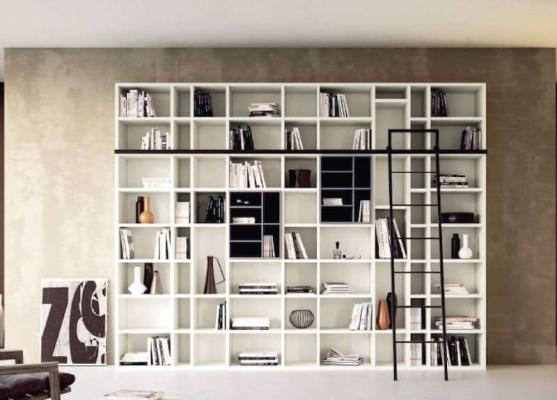 Libreria studio- Falegnameria Chiola