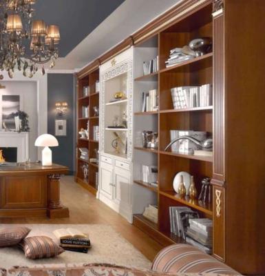 Stanza studio con libreria - Falegnameria Chiola