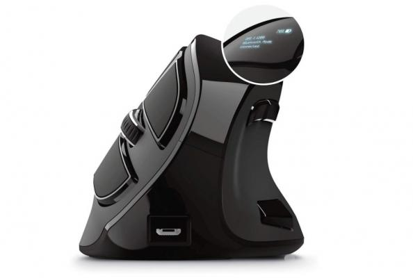 Mouse verticale wireless Trust