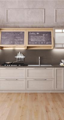 Cucina Dover by Aurora. Dettaglio lavagna