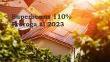 Superbonus 110: il sì di Draghi alla proroga fino al 2023