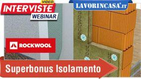 Isolamento termico: come usufruire del Superbonus 110